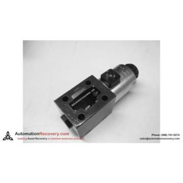 REXROTH Mexico Italy 4WE10EB33/CG24N4K4QM0G24 DIRECTIONAL CONTROL VALVE, NEW* #121041