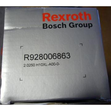 Bosch Egypt Korea Rexroth Hydraulic Filter R928006863 2.0250 H10XL-A00-0 160mm x 50mm 350LEN