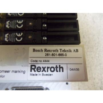 LOT Mexico India OF 7 REXROTH 4444 *NEW IN BOX*