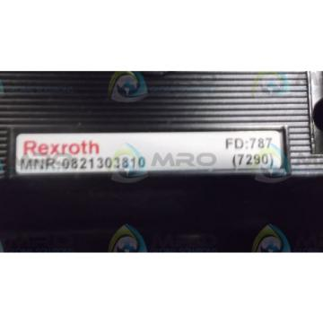 REXROTH USA china 0821303810 *NEW IN BOX*