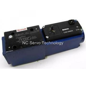 Rexroth Korea Japan 4WRPH10C3B100L-20/G24Z4/M Bosch 0811404059 Valve Rebuilt w/Warranty