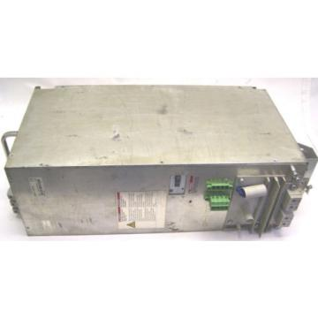 INDRAMAT Korea Japan REXROTH    AC DRIVE POWER UNIT    HZF01.1-W025N    60 Day Warranty!