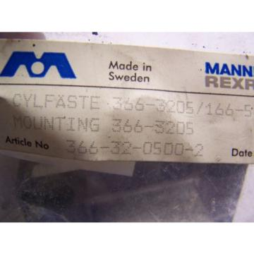 NEW Canada Australia MANNESMAN REXROTH PISTONROD ADAPTER TYPE 5 & CYLFASTE MOUNTING & NUT KIT
