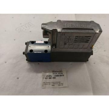 Bosch Dutch Egypt Rexroth 4/4way Directional Hydraulic Proportional ServoValve 24v-Trigger