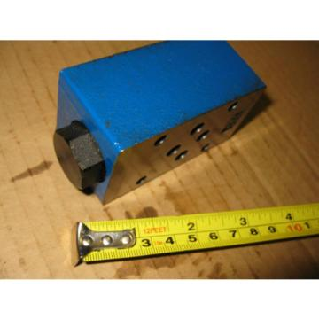 Rexroth Canada USA Z2S6-2-64/V Hydraulic Check Valve R900347505