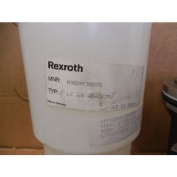 REXROTH Canada Mexico LOGIC CARTRIDGE R900938070 LC63DB40E7X 00928-Z-60000
