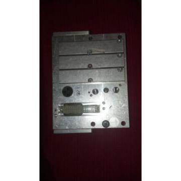 Bosch Singapore Russia Rexroth 0 821 706 008  Valve Banks 395,  055, 401, 080  R480039932