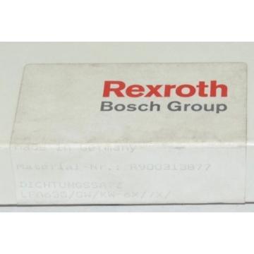 NIB Japan Germany REXROTH R900313877 SEAL KIT LFA63G/GW/KW-6X/7X/