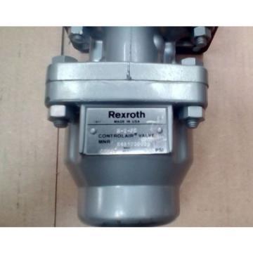 Rexroth Australia Canada ControlAir Valve Model H-2-FC R431009223 P-064715-00001