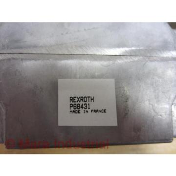 Rexroth Australia Australia Bosch Group P68431 End Plate (Pack of 3) - New No Box