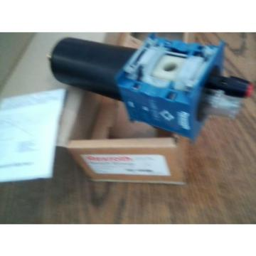 Origin BOSCH REXROTH MECMAN 5351-520-040 C15I/CM FILTER REGULATOR VALVE 12/Kgf/cm/2
