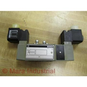 Rexroth Japan Australia Bosch Group 0 820 027 128 Directional Control Valve - Used
