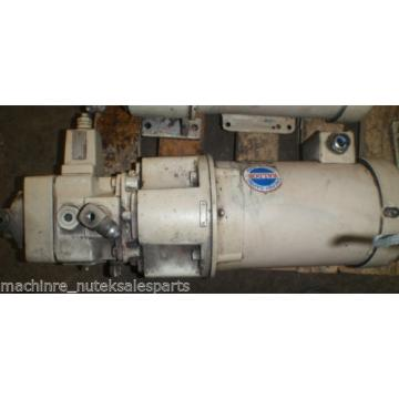 Rexroth Singapore Korea Hydraulic Variable Vane Pump & Motor 2PV2V3-30/40RA12MC63A1_CM3615T 5HP