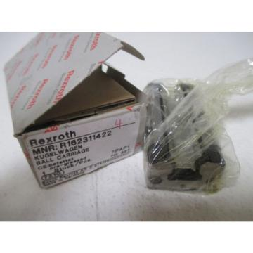 REXROTH Egypt Canada R162311422 BALL CARRIAGE *NEW IN BOX*