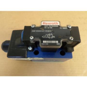 Rexroth France Canada MNR R978908566 Solenoid Valve