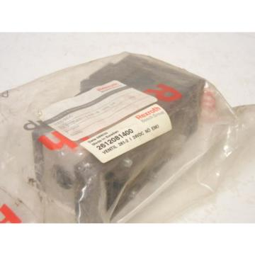 REXROTH India Italy BOSCH 261-208-140-0 NEW VENTIL 261-2 VALVE 24VDC 2612081400