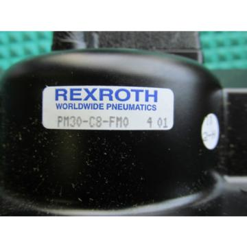 New USA France in Box! Rexroth PM30-C8-FMO. Free Shipping!