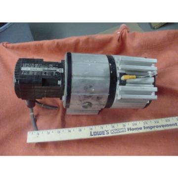 Bosch India Germany Rexroth CNC Indexer Harmonic Drive Assembly w/Servo Free Shipping!