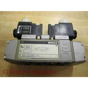 Rexroth Egypt France Bosch Group 0 820 025 554 Directional Control Valve - Used