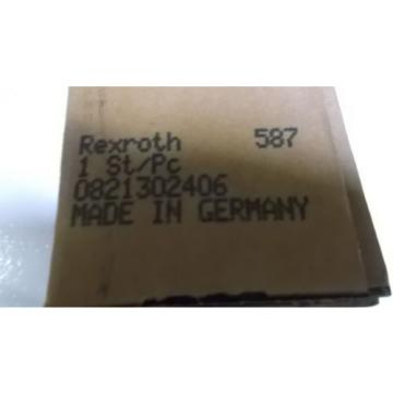 REXROTH USA Mexico 0821302406 *NEW IN BOX*