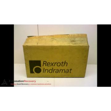 REXROTH Canada India INDRAMAT MDD025C-N-100-N2G-040-GBO SERVO GEAR BOX, NEW #174135
