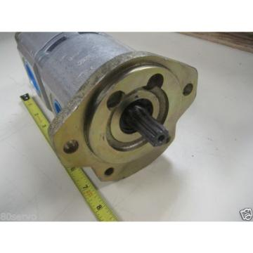 REXROTH Germany Greece HYDRAULIC PUMP 7878  Special Purpose Dual Outlet NEW