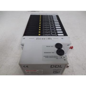 USED Greece Singapore Rexroth R480229333 DDL LP04 Series Valve Terminal System Module 0820062101