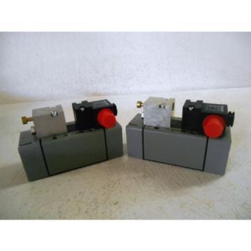 BOSCH India china REXROTH 1824210223 VALVES, PE MAX. 10 BAR, 48V, 24 VDC, LOT OF 2, NEW