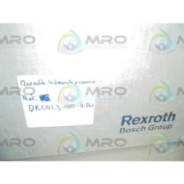 REXROTH Germany china INDRAMAT DKC01.3-100-7-FW  ECO DRIVE *NEW IN BOX*