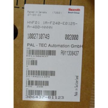 Rexroth USA Egypt Indramat HNF01.1A-F240-E0125-A-480-NNNN Netzfilter   > ungebraucht! <