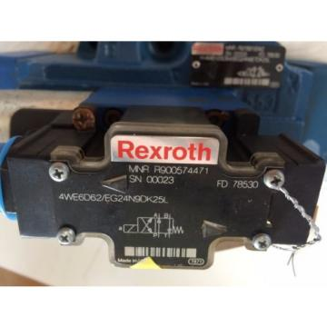 REXROTH Australia Australia 4WE6D62/EG24N9DK25L,H-4WEH25D64/6EG24N9ETDK25L VALVE 24V,R978919342,