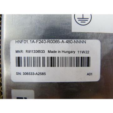 Rexroth Italy Australia HNF01.1A-F240-R0065-A-480-NNNN Netzfilter   > ungebraucht! <