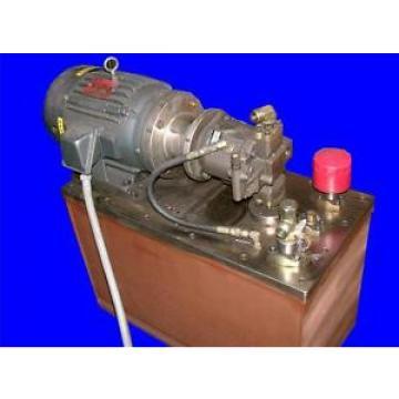 VERY USA France NICE 3 HP REXROTH HYDRAULIC PUMP MODEL AA10VS028DRG/31R-PKC62N00 460 VOLTS