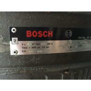 NEW Russia Dutch BOSCH REXROTH 0513850216 HYDRAULIC VANE PUMP 0513R18C3VPV100SM21HYB01