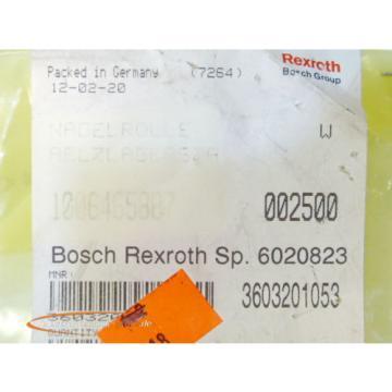 Bosch Canada Canada Rexroth 3603201053 Nadelrolle VPE!   > ungebraucht! <