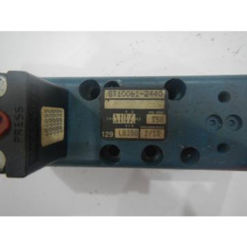 Rexroth Canada Russia ST10061-2440 Pneumatic Valve