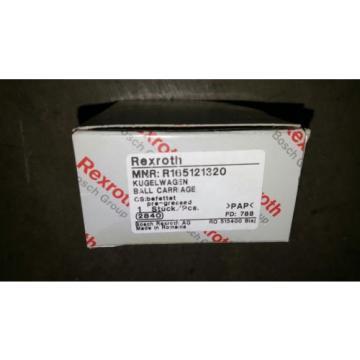 Brand Japan USA New REXROTH rail slider bearing R162221320