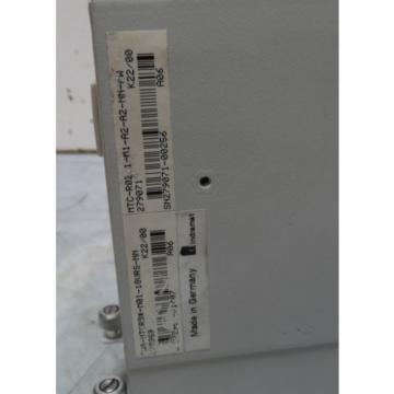 Rexroth Italy Germany Indramat Motion Control Module, FWA-MTCR0*-MO1-18VRS-NN, Used, WARRANTY