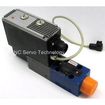 Rexroth Dutch Australia VT-DFPE-A-22/G24K0/0A1V/V-014 Valve R900720216 Rebuilt w/12 Mo Warranty