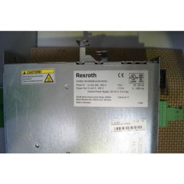 REXROTH Korea Mexico CSH01.3C-PB-ENS-NNN-CCD-S2-S-NN-FW + HCS02.1E-W0028-A-03-NNNN