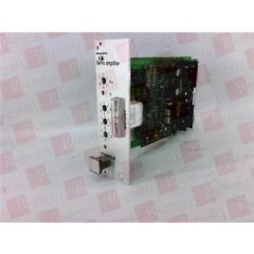 BOSCH Japan Singapore REXROTH VT1610-31/E1/4WRD10-3X RQANS1
