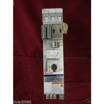 REXROTH Singapore Mexico HNS02.1A-Q200-R0023-A-480-NNNN INDRADRIVE 380/480 23 AMP NEW SURPLUS
