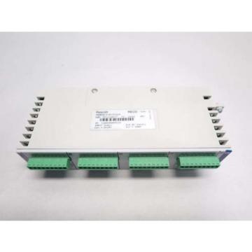 NEW Italy Singapore REXROTH RME02.2-32-DC024 24V-DC INPUT MODULE D527714
