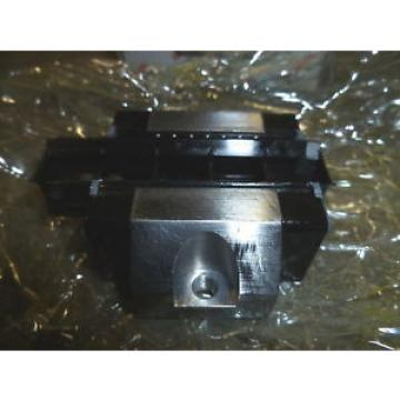REXROTH Italy Russia RUNNER BLOCK BALL RAIL R166189410  NIB