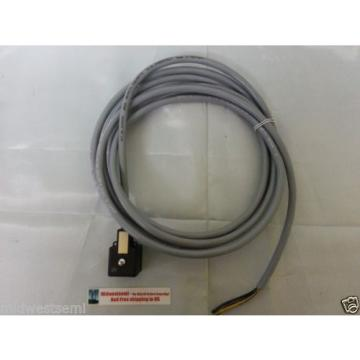 REXROTH Russia Japan R900032023 MATING CONNECTOR 90-130V AC/DC-1A AMP SENSOR FREESHIPSAMEDAY