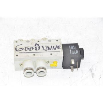 BOSCH France Canada REXROTH R434001870 Solenoid Valve, 24VDC, 2.1W