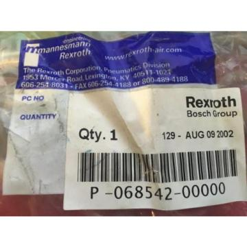 NEW Russia china Mannesmann Rexroth Pneumatic Valve Repair Kit P-068542-00000