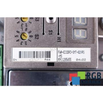 DKC01.3-040-7-FW Dutch Egypt FWA-ECODR3-SMT-02VRS-MS WITHOUT COVER ECODRIVE REXROTH ID26659