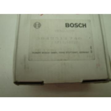 Bosch Germany Singapore Rexroth   LF12    Set of 2 Linear Guide Bearings   3842511746  NEW IN BOX