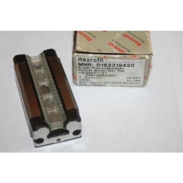 Rexroth Japan Japan Bosch Star R1623-194-20 Linear Bearing Block R162319420  * NEW *
